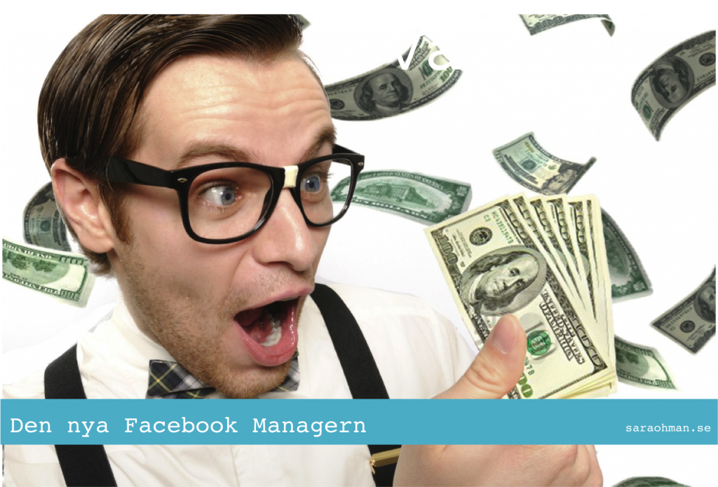 facebook manager nya roll