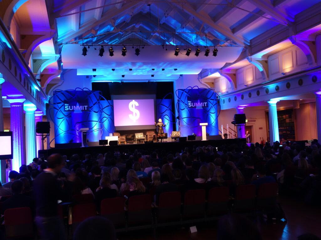 Digital marknadsföring Web Summit