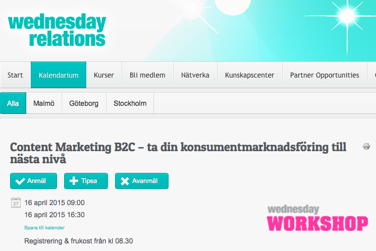 kurs content marketing